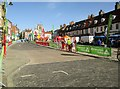 TA0339 : Tour  de  Yorkshire  Saturday  Market  start  area by Martin Dawes