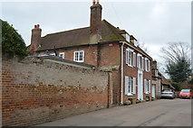 TR2257 : Ickham Lodge by N Chadwick