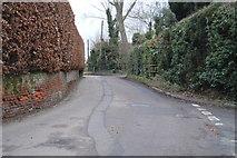 TR2257 : Wingham Rd by N Chadwick