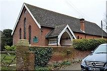 TR2257 : Ickham Village Hall by N Chadwick