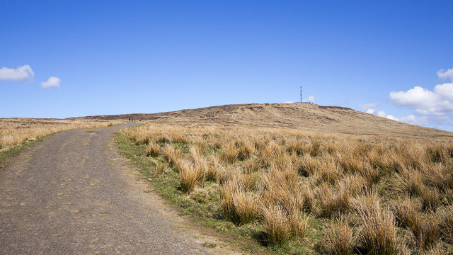 Path to Divis