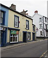 SM9536 : Baguette House/The Orange Tree, High Street, Fishguard by Jaggery
