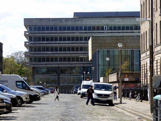 Edinburgh University Library