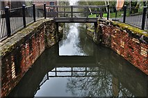 SJ6902 : The Coalport section of the Shropshire Canal by Michael Garlick