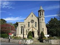 NZ0516 : St. Mary's Catholic church, Barnard Castle by Jonathan Thacker