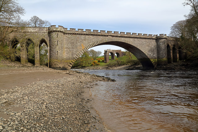 Tongland Bridge