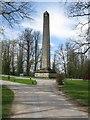 SE7069 : The Obelisk, Castle Howard : Week 18