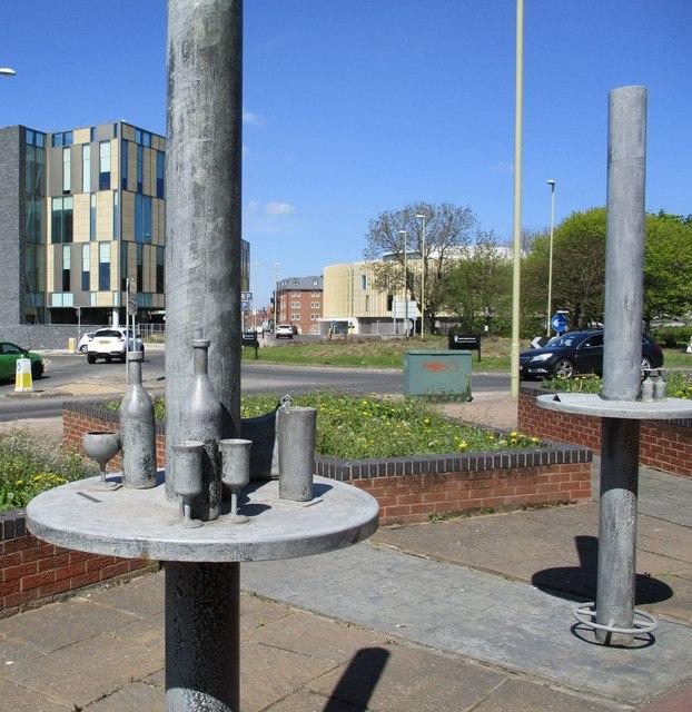 South Shields sculpture