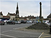 SE6183 : Market Place, Helmsley by G Laird