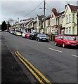 ST1499 : On-street parking, Upper Wood Street, Bargoed by Jaggery