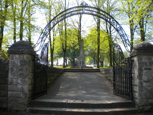 War memorial, Mansfield Woodhouse