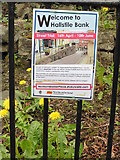 NY9364 : Trial closure of Hallstile Bank by Oliver Dixon