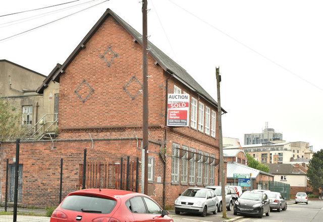 Former School Apsley Street Belfast