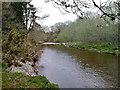 SN6672 : Afon Ystwyth, Gelli Ddu by Rudi Winter