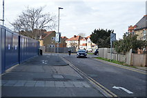 TQ1868 : Lower Marsh Lane by N Chadwick