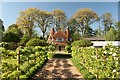 TQ9843 : Oast House at Godinton Park by Oast House Archive