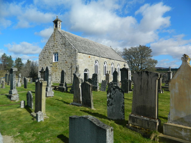 Parish church of Cromdale & Advie