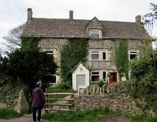 Black Horse Inn, Amberley