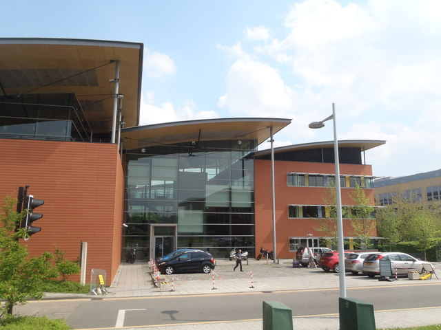 Roger Needham Building, West Cambridge site