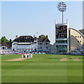 SK5838 : Trent Bridge: at the end of the game : Week 19