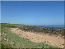 NO6208 : Beach at Kilminning Coast, Fife by Alan O'Dowd