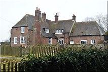TR2256 : Bramlingcourt Farm by N Chadwick