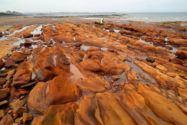 Rocks at Toppye Knowe