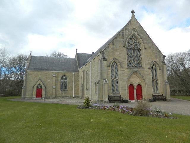 Inverallan Church, Grantown-on-Spey