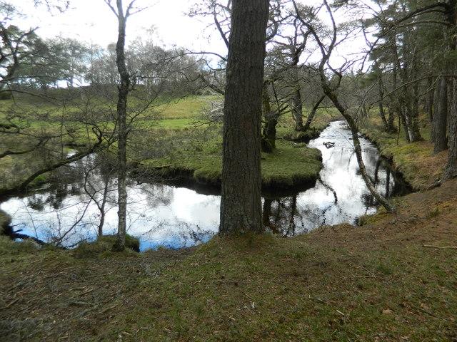 Stream near Nether Port