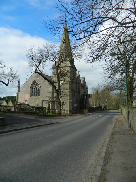 Carnwath Parish Church