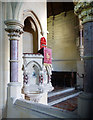 SU2564 : The Pulpit in St Katharine's Church by Des Blenkinsopp