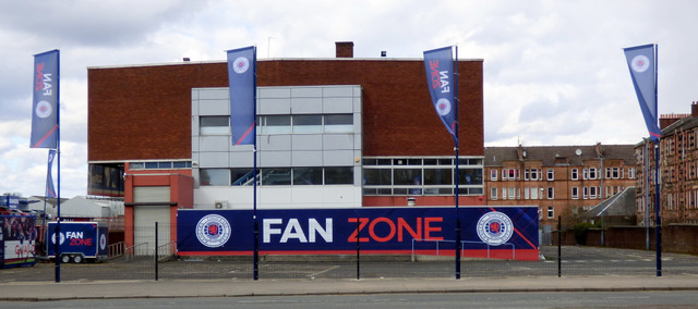 Ibrox Stadium Fan Zone