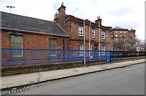 NS5564 : Ibrox Primary School by Thomas Nugent
