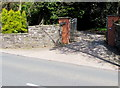 SO2508 : Old Priory entrance, Blaenavon by Jaggery