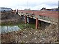 NS5564 : Edmiston Drive railway bridge by Thomas Nugent