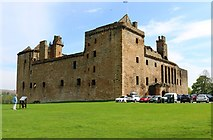 NT0077 : Linlithgow Palace by Bill Kasman