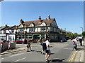 TQ1679 : The Grosvenor Public House, Hanwell by PAUL FARMER