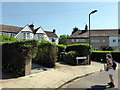 TQ1580 : Milton Road, Hanwell by PAUL FARMER