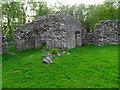SD0895 : Roman Bath House - Ravenglass by John M