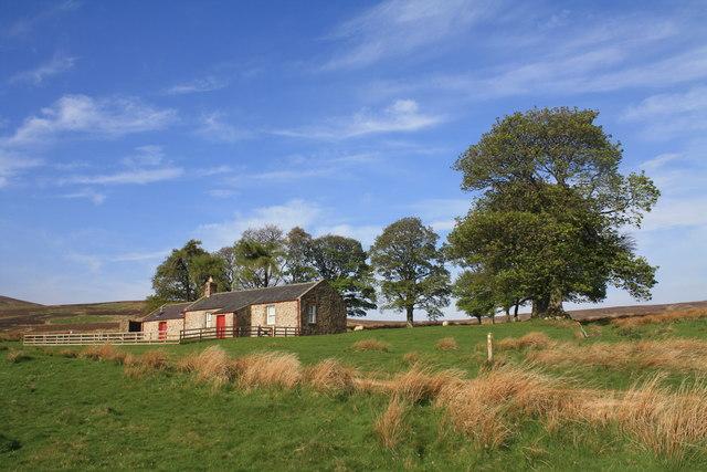 Broadstruther Lodge