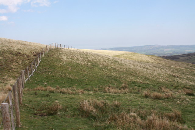 Fence on Snear Hill