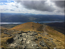 NN6240 : The shoulder of Beinn Ghlas by John Allan