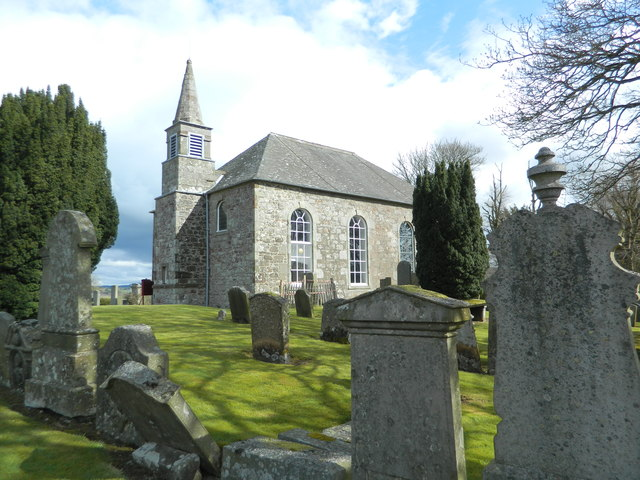 Parish Church of Libberton & Quothquan, Libberton