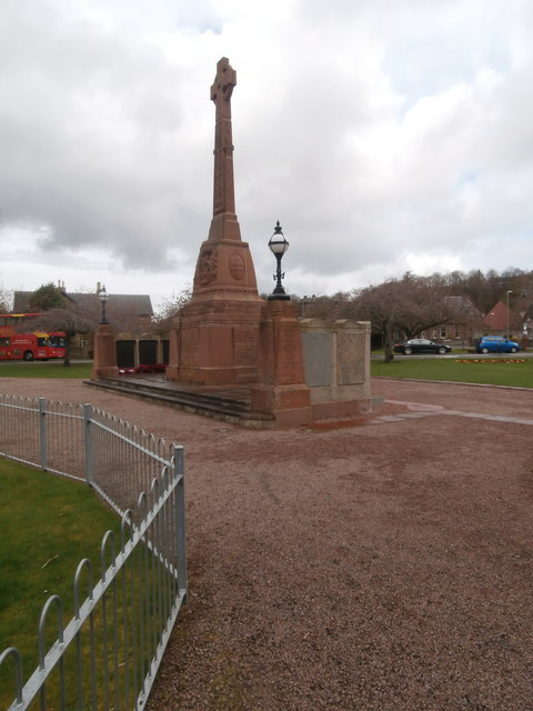 War memorial, Inverness