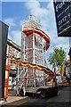SO5140 : St Ethelbert's Fair, Hereford by Philip Pankhurst