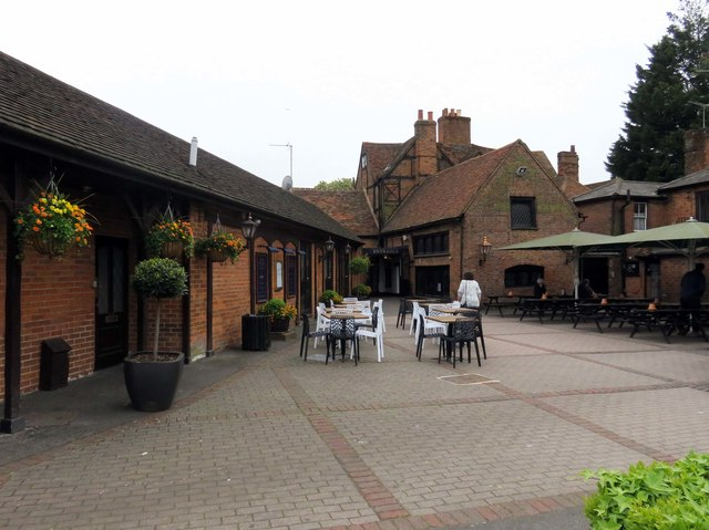 The Old Manor in Bracknell