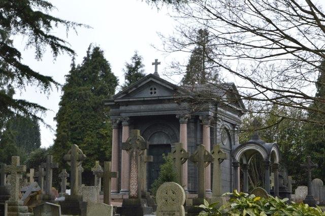 Mauseleum, Kent & Sussex Cemetery