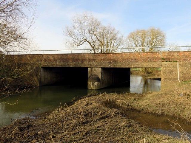 Simpson Bridge over the River Ouzel