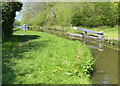 SJ8021 : Stop lock on the Shropshire Union Canal by Mat Fascione