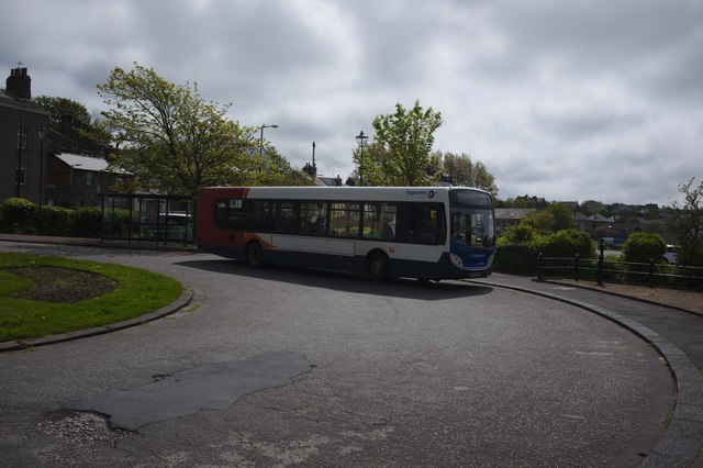 Bus circle